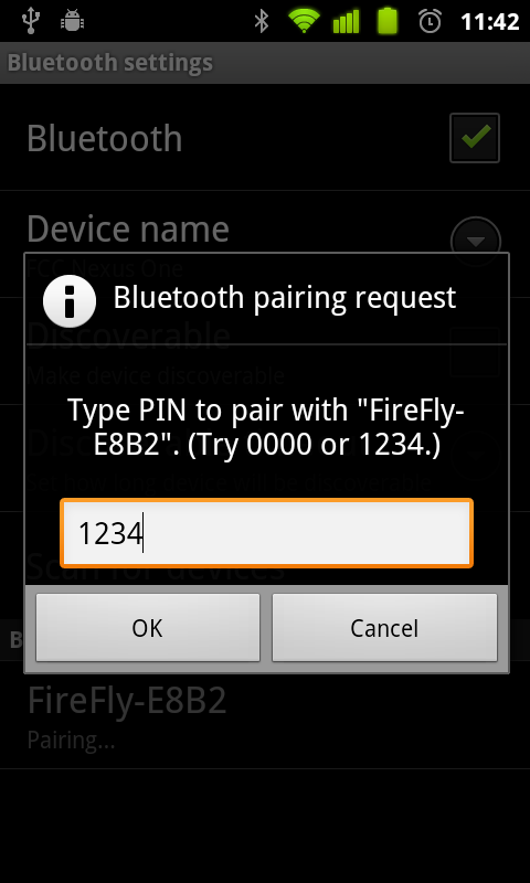 how to connect phone to ps3 via bluetooth