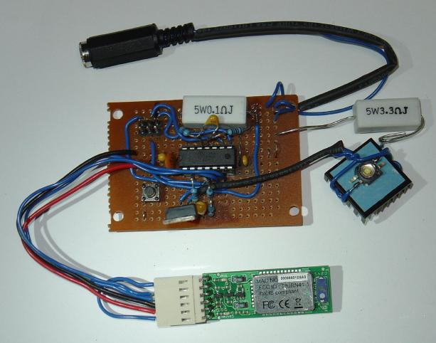 Bluetooth Controlled Led Driver, A Tutorial - Part 1 RS232 Module
