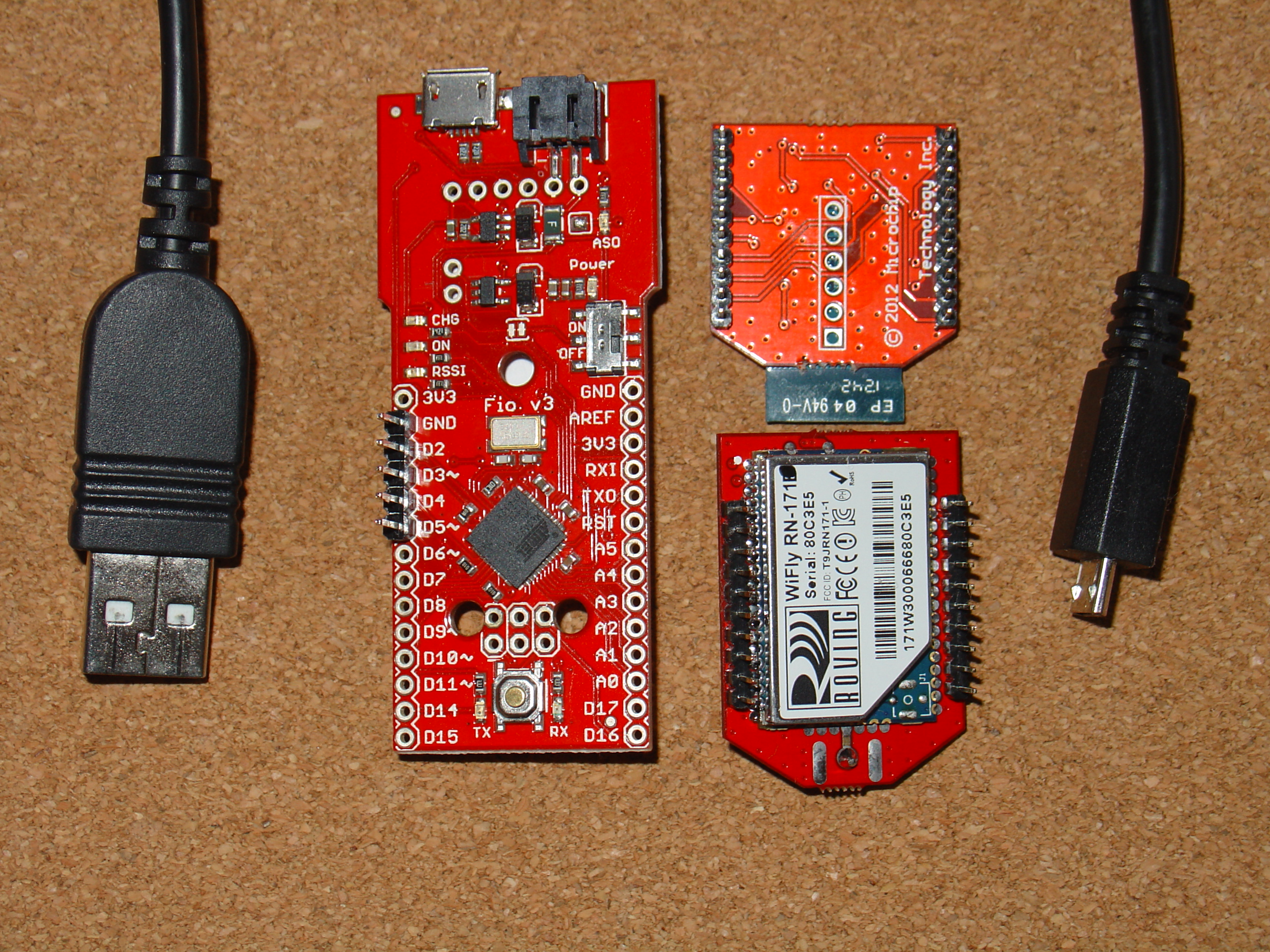 Setting Up Rn 42xv Bluetooth And Xv Wifi Xbee Format Modules On Wiring Board Sparkfun Introduction