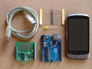 Arduino for Beginners, controlled by Android Control Uno from your