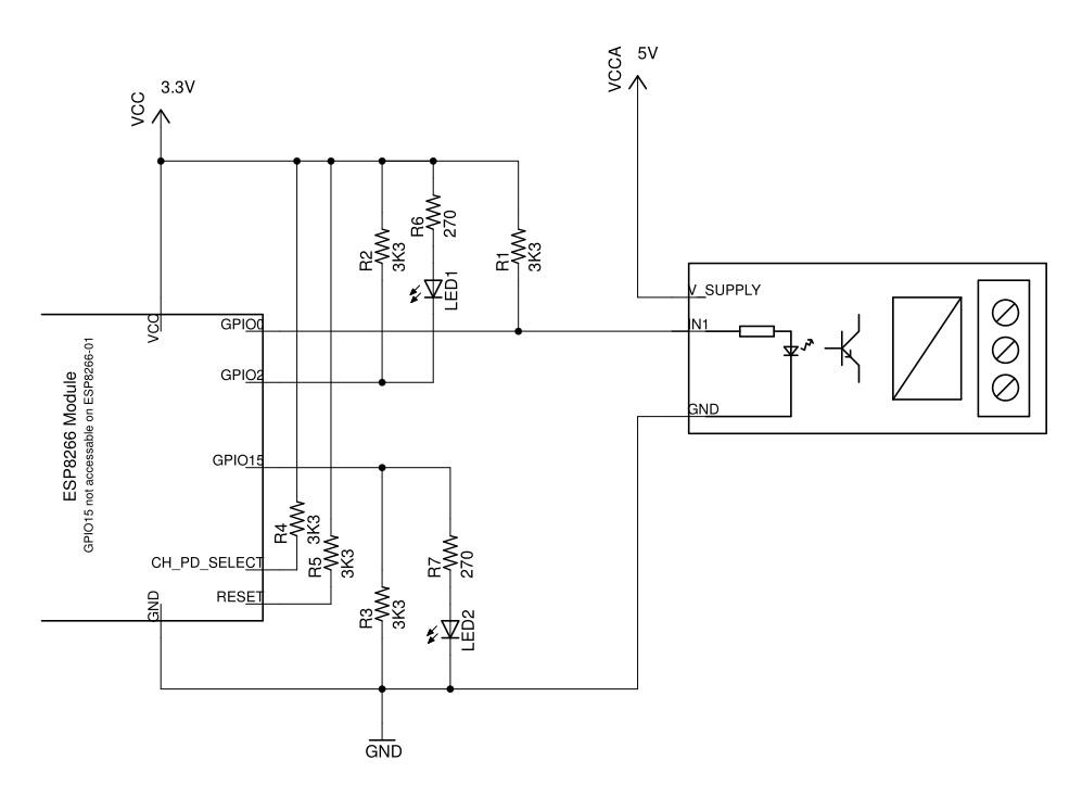 Using ESP8266 GPIO0/GPIO2/GPIO15 pins