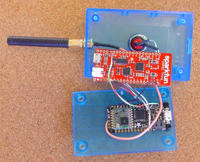 LoRa/Radio Remote Control Android Code Generator using <a href