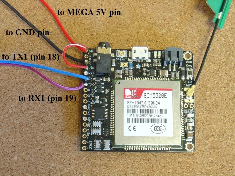 3G/2G SMS Remote Control (Arduino/pfodApp) Reliable, Secure