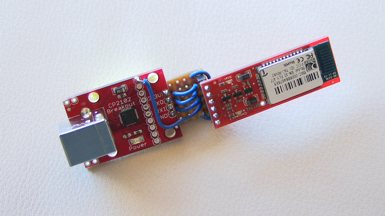 Bluetooth Connections Via USB Bluetooth